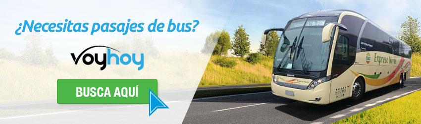 Pasajes de Bus