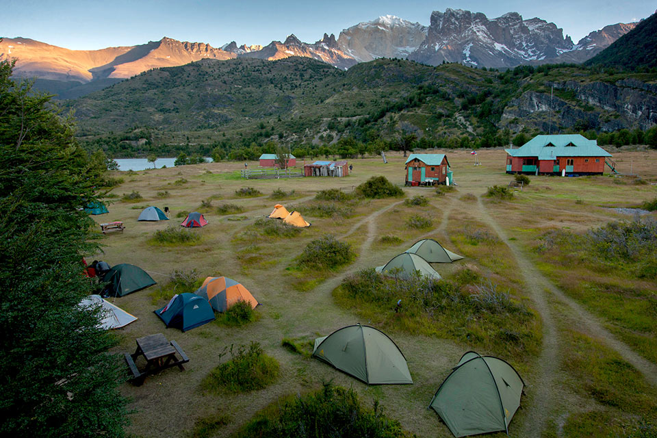 Circuito W Torres Del Paine Mapa : Todo patagonia tips para viajar a torres del paine