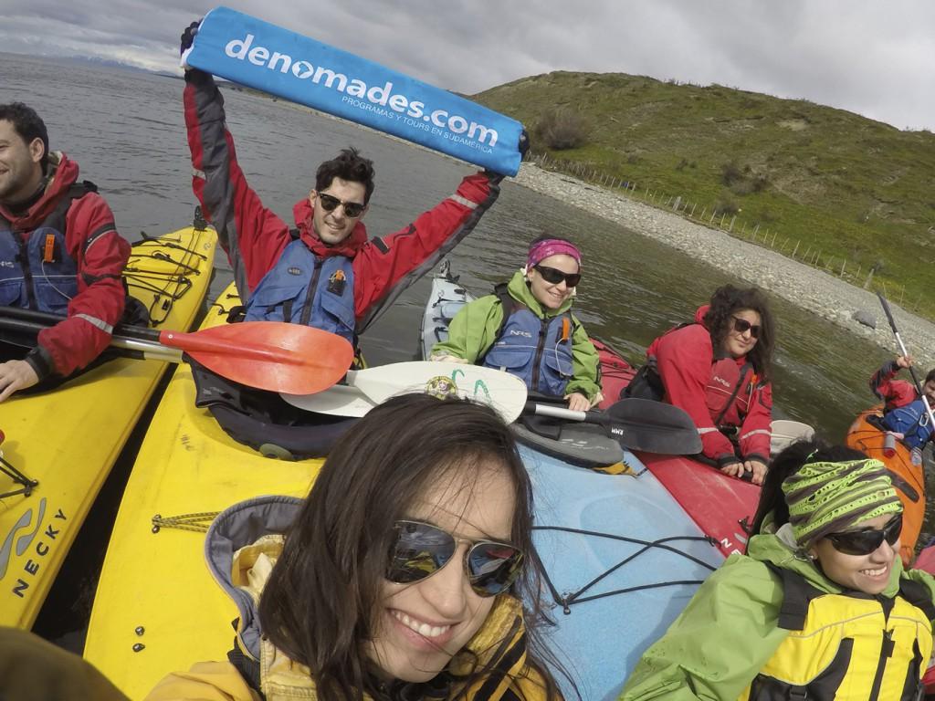 Kayak Punta Arena, Estrecho de Magallanes